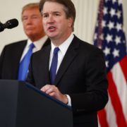 Brett Kavanaugh fights for his honor