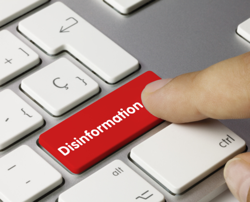Media disinformation